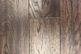 Red Oak - Walnut