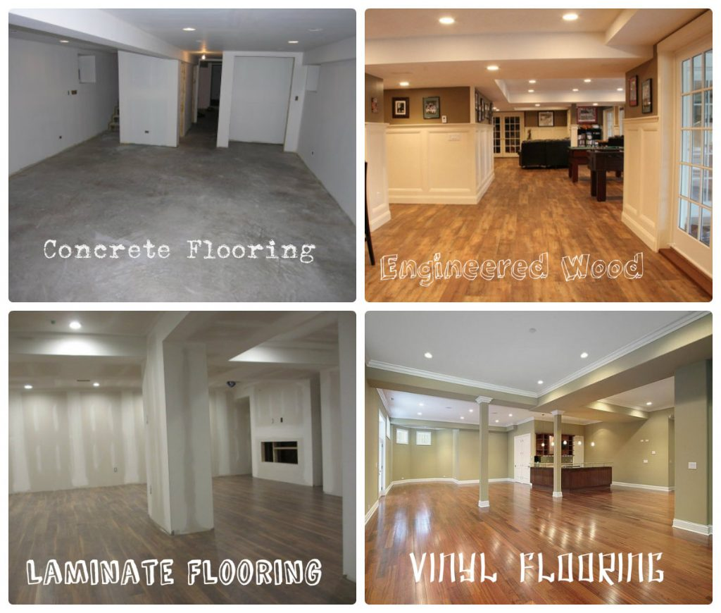 A Quick Guide To Basement Flooring Options