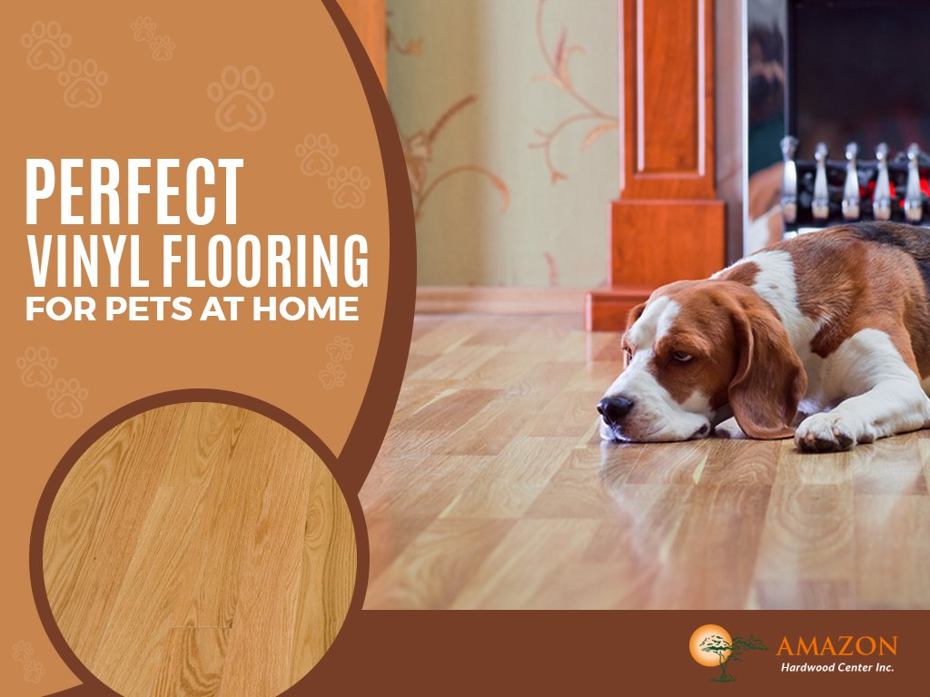 Perfect Flooring Options To Go For When You Have Dogs At Home