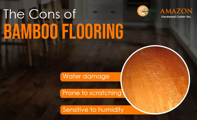 Cons of Bamboo Flooring