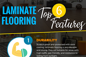 Laminate Flooring Benefits - Thumnail