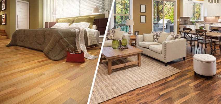 Pros And Cons Of Solid Hardwood Vs Engineered Hardwood