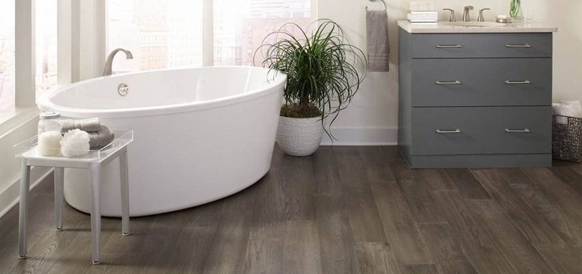 Engineered-wood-flooring-in-bathroom