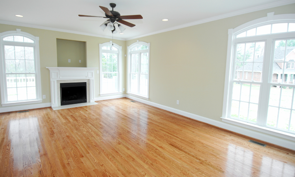 Full Sand Refinishing for Hardwood Flooring