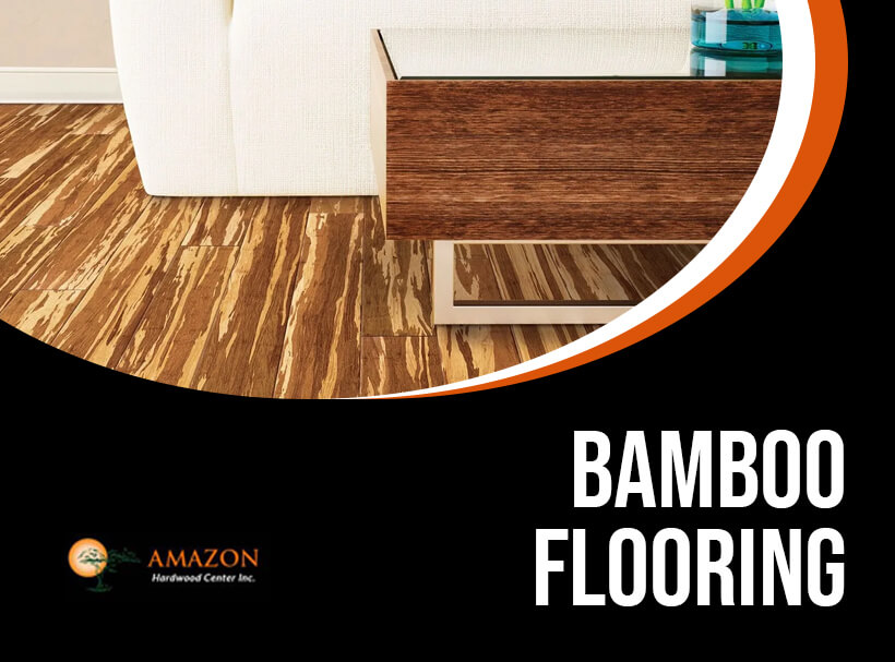 Avoid bamboo flooring for Nursery Flooring
