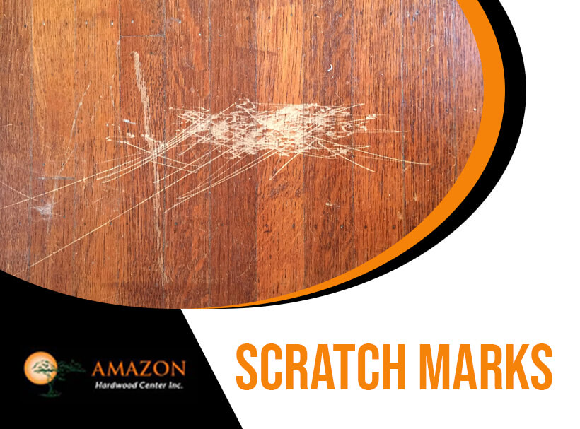 Avoid scratch marks on nursery flooring